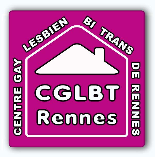 Ancien logo du CGLBT Rennes