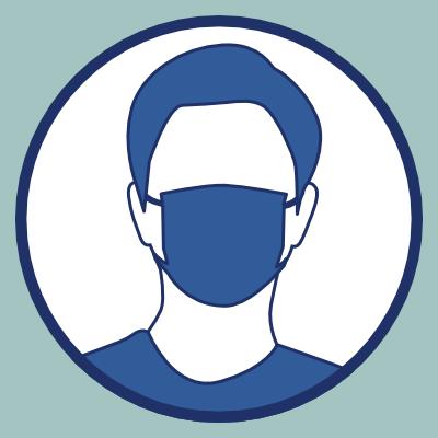 Geste barrière port de masque