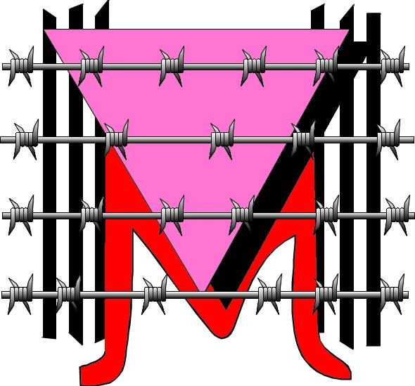 Logo du Mémorial de la Déportation Homosexuelle