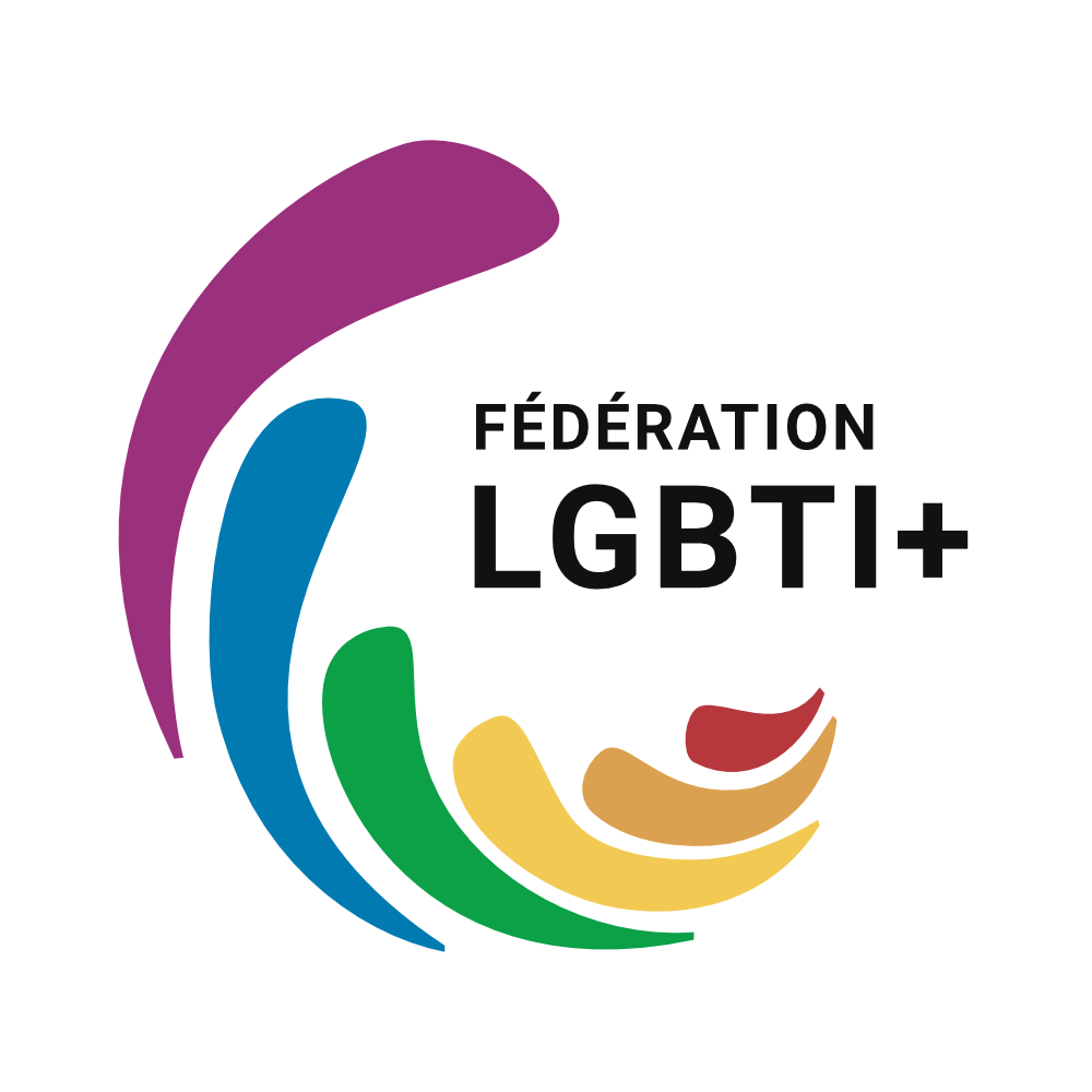 Logo Fédération LGBTI+