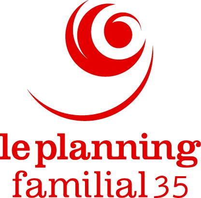 Logo du Planning Familial 35