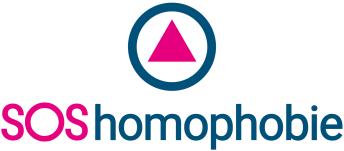 Logo SOS Homophobie